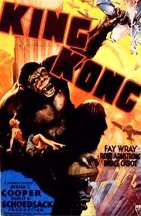 Locandina di KING KONG