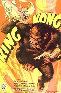 Una locandina di KING KONG