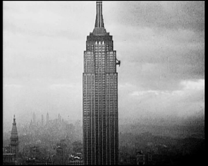La leggendaria scena di KING KONG sull Empire State Building