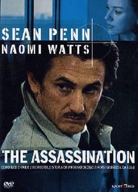 La copertina DVD di The Assassination