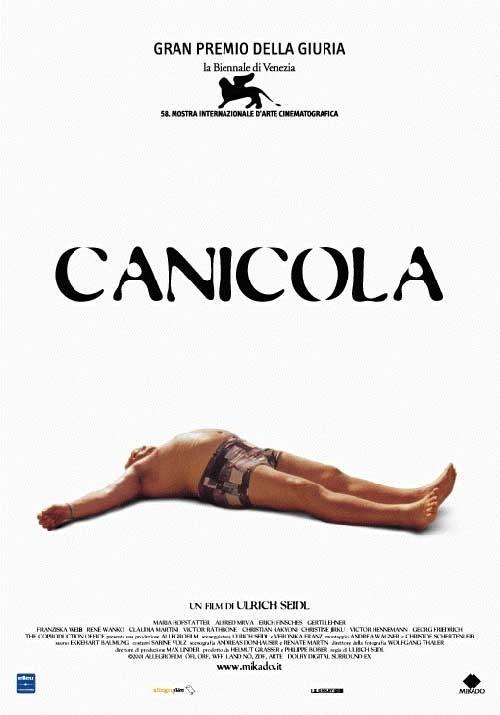 La locandina di Canicola