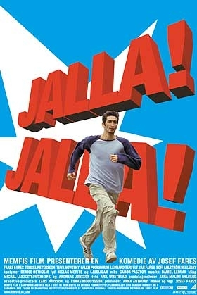 La locandina di Jalla! Jalla!