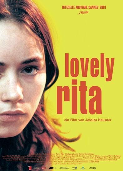 La locandina di Lovely Rita