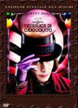 La copertina DVD di La fabbrica di cioccolato - Edizione speciale