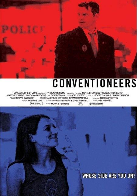 La locandina di Conventioneers