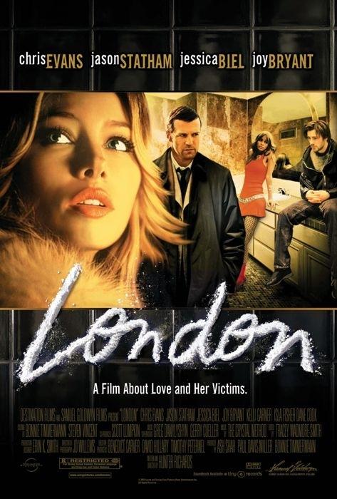 La locandina di London