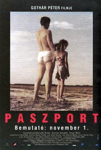 La locandina di Paszport