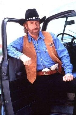 La locandina di Walker texas ranger