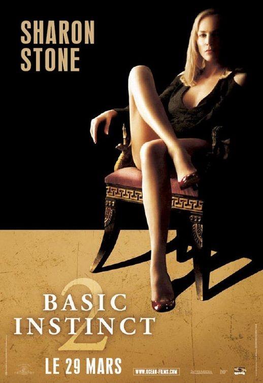 Il poster di Basic Instinct 2: Risk Addiction