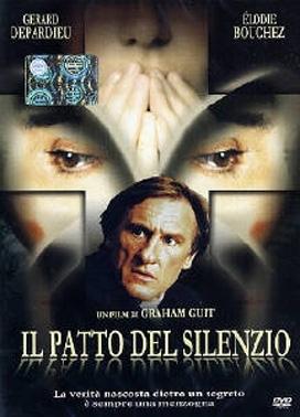 La copertina DVD di Il patto del silenzio