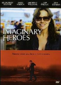 La copertina DVD di Imaginary Heroes
