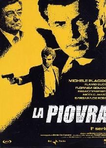 La copertina DVD di La Piovra - Stagione 1