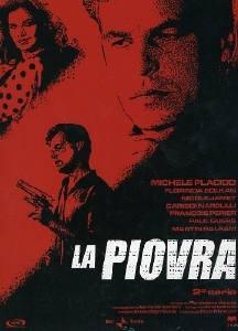 La copertina DVD di La Piovra - Stagione 2