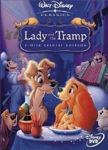 La copertina DVD di Lilli e il Vagabondo - Edizione Speciale