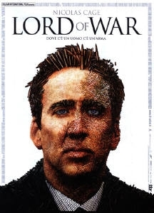 La copertina DVD di Lord of War