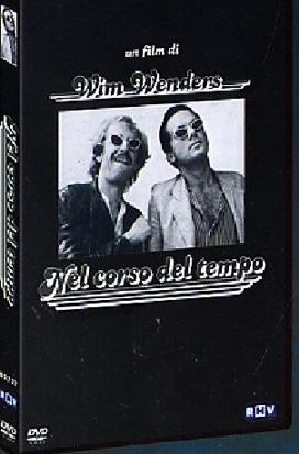 La copertina DVD di Nel corso del tempo