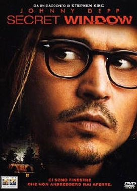 La copertina DVD di Secret Window