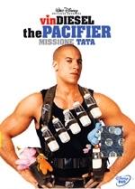 La copertina DVD di The Pacifier - Missione tata