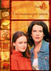 La copertina DVD di Una mamma per amica - Stagione 1
