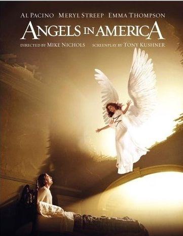 La locandina di Angels in America