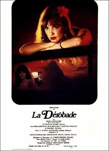 La locandina di La dérobade - vita e rabbia di una prostituta parigina
