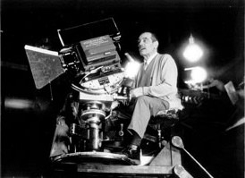Bunuel su una dolly