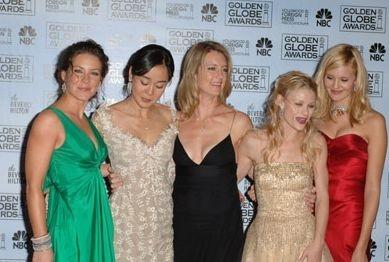 Le ragazze della serie Lost