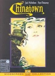La copertina DVD di Chinatown