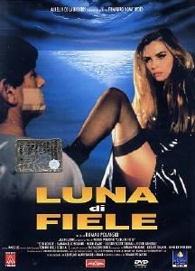 La copertina DVD di Luna di fiele