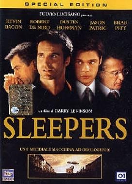La copertina DVD di Sleepers - Special edition