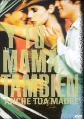 La copertina DVD di Y Tu Mama También - Anche tua madre