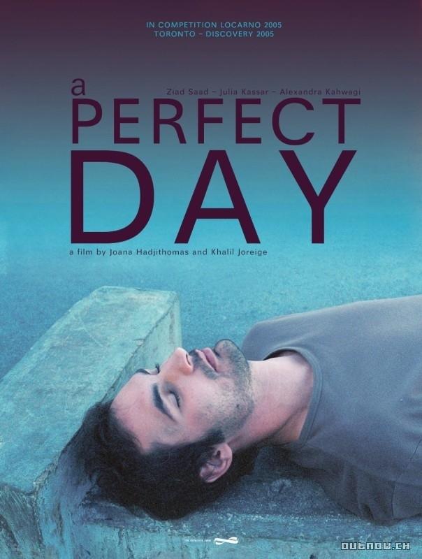 La locandina di A Perfect Day