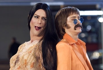 Jim Carrey e Tea Leoni 'en travesti' in Dick & Jane Operazione Furto