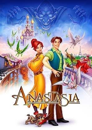 La locandina di Anastasia