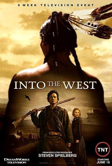 La locandina di Into the West