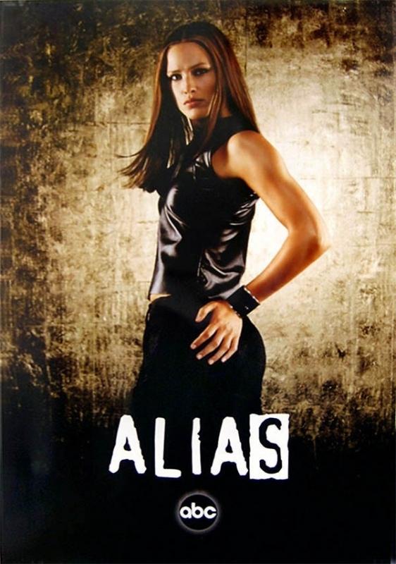 locandina di Alias
