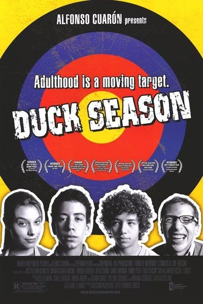 La locandina di Duck Season