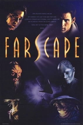 La locandina di Farscape