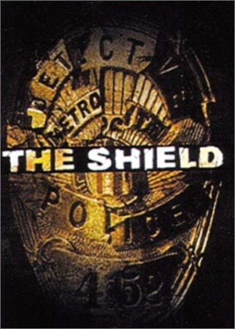 La locandina di The Shield