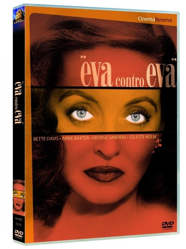 La copertina DVD di Eva conto Eva