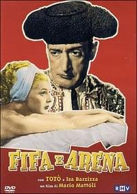 La copertina DVD di Fifa e arena