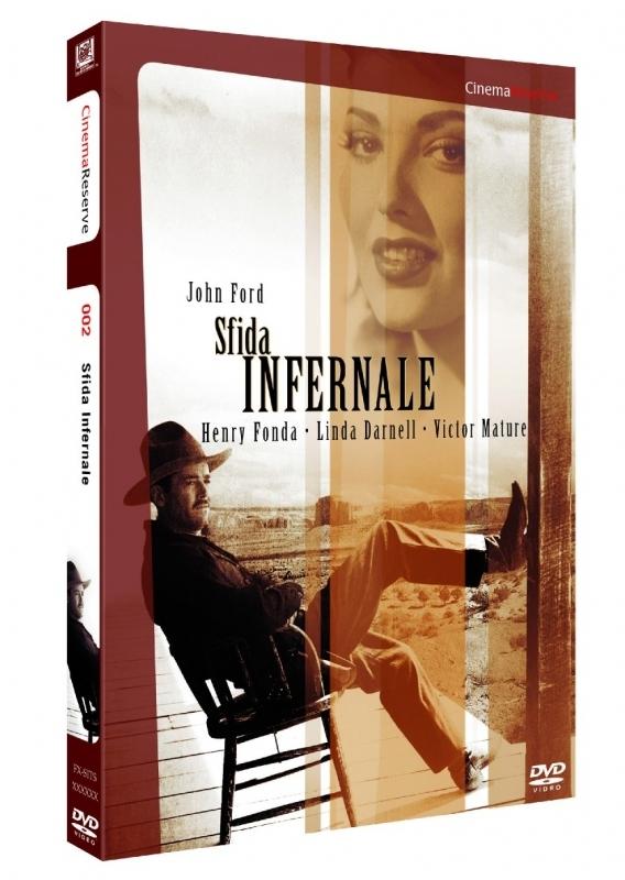 La copertina DVD di Sfida infernale