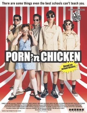 La locandina di Porn 'n Chicken