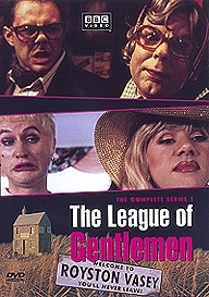 La locandina di The League of Gentlemen