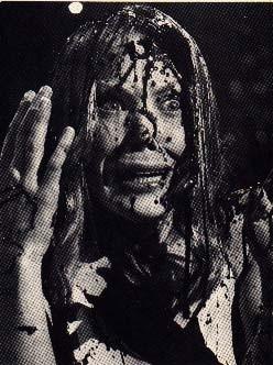 Sissy Spacek è Carrie White nel film di Brian De Palma
