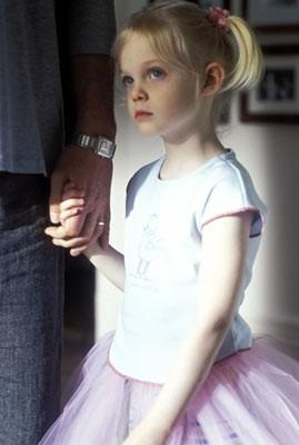 Elle Fanning in The Door in The Floor