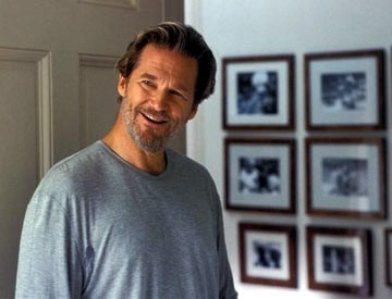 Jeff Bridges in The Door in the Floor