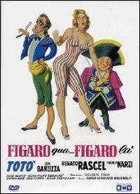 La locandina di Figaro qua... Figaro là