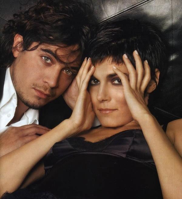 Valeria Solarino e Riccardo Scamarcio