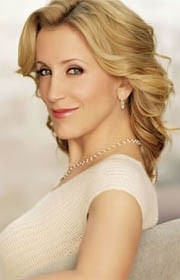 L'attrice Felicity Huffman